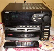 Vintage ONKYO RY-505 AM/FM AV Compact Receiver Bundle w/ Org Remote