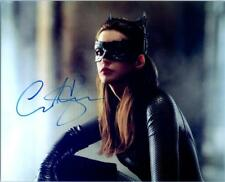 Anne Hathaway Dark Knight Rises 8x10 autographed Photo signed Picture and COA