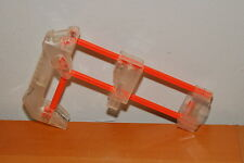 Clear NERF Recon CS-6 Tactical Rear Shoulder Stock Replacement Part