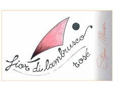 12 BT Fior di Lambrusco di Grasparossa di Castelvetro DOC Secco Rosato C MANZINi