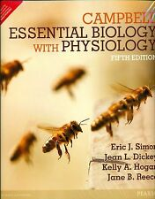 Campbell Essential Biology with Physiology by Jane B. Reece, Eric J. Simon, K...