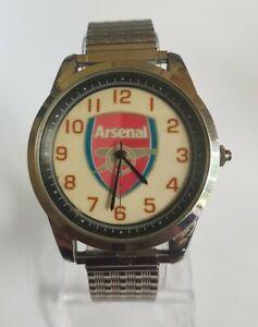 Beautiful Collectable Arsenal FC Men's Water Resistant Quartz Watch