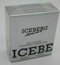 Eau de Toilette Iceberg Homme 100% Original EDT 50 * Neu & OVP