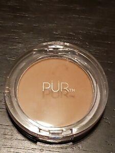 PÜR 4-in-1 Pressed Mineral Makeup Broad Spectrum SPF 15 in Golden Medium Travel