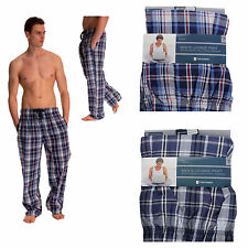 Unbranded Checked Long Pyjama Bottoms for Men