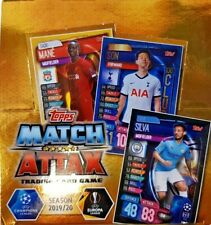 2018//19 Topps Match Attax EXTRA Premier League Trading Cards Completo Caja 50 Packs