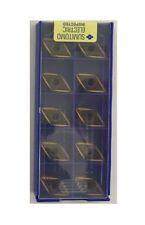Sumitomo DNMG 150604N-SU AC610M Wendeplatten Wendeschneidplatten carbide inserts