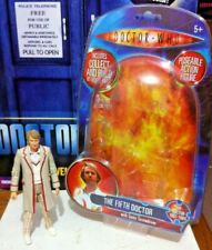 Fifth Doctor - Poseable Action Figure - Character - (K1 Part Not Included)