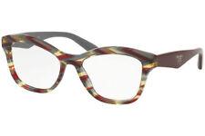 Prada VPR29R VAP1O1 52MM Grey Eyeglasses Authentic RX VPR29R 52-17 W/CASE