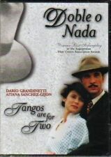 Doble O Nada TANGOS ARE FOR TWO VERY RARE USED VERY GOOD DVD