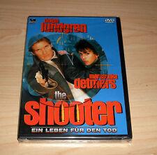 DVD Action Film - The Shooter - Ein Leben für den Tod - Dolph Lundgren  Neu OVP