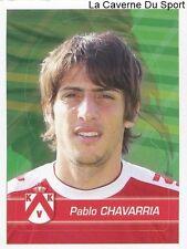 179 PABLO CHAVARRIA ARGENTINA KV.KORTRIJK STICKER FOOTBALL 2012 PANINI