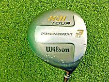 Wilson X-31 Tour 3 Wood 15.5* / RH / Regular Graphite / gw0124