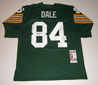 PACKERS Carroll Dale signed jersey w/ #84 JSA COA AUTO Autographed Green Bay