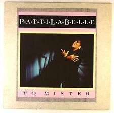 "12"" MAXI-Patti LaBelle-Yo Mister-d270-Slavati & cleaned"