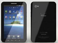 """Samsung Galaxy Tab SCH-i800 ,WI-FI + 3G (Verizon) 7""""inch Tablet Black U"""