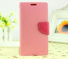 For Apple iPhone 4S 5S 5C 6 6S Plus Luxury Flip Leather Skin Wallet Case Cover