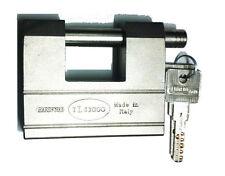 Bloccadisco Alta Sicurezza In Acciaio Cementato Errebi-Lok2000 Spacco 36mm DLK85
