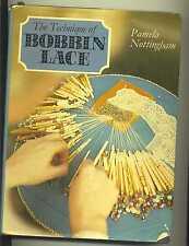 La técnica de encaje de bolillos libro Pamela Nottingham