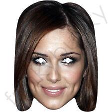 Cheryl Cole-Girls Aloud Cantante Celebrità Maschera di carta-tutte le nostre Maschere sono pre-tagliati