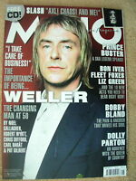 MOJO MAGAZINE #175 JUNE 2008 PAUL WELLER