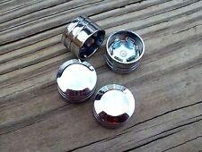 Chrome Rocker Box Head Bolt Cover Set Harley Davidson Twin Cam Models 1999-Later