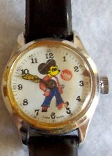 """Vintage 1960's Mickey Mouse """"Love"""" Watch  - TLC"""
