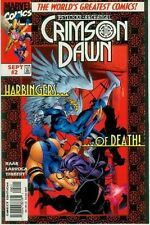 Psylocke & Archangel: Crimson Dawn # 2 (of 4) (USA, 1997)