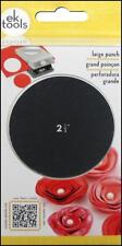 "2 1/2"" CIRCLE  Paper Shapers Punch Large Slim by EK Success"