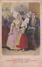 NORT-SUR-ERDRE 114 costume de mariés