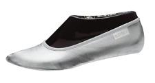 Bleyer Bauch Tanz Gymnastik Schuhe silberfarben Gr. 45  NEU