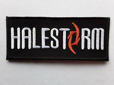 HALESTORM AMERICAN HEAVY METAL PUNK ROCK MUSIC BAND EMBROIDERED PATCH UK SELLER