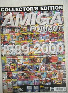 75178 Issue 136 Amiga Format 1989-2000 Collector's Edition Final Issue Maga