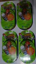 MIGHTY BEANZ PACK - SERIES 1 - NEW/SEALED  c2009 (X4) FREE P&P