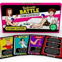 Bedroom Battle Game | Sex Card Game | Adult Couples Naughty Fun