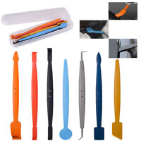 14 Angle Edge Gasket Tuck Sign Making Tool Micro Squeegee Magnetic for Car Wrap
