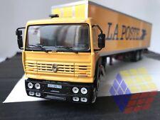 Camión Truck Camions Renault g340 + Remorque La Poste (1:43) IXO