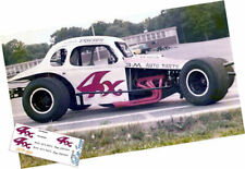 CD_551 #4x Dave Ericson  modified coupe  1:64 scale DECALS