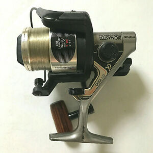 SHIMANO GT1000 Biomaster spinning reel,1995, manuals, Excellent cond.