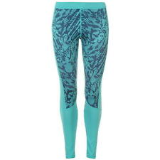 adidas TechFit All Over Pattern Tights Womens  SIZE S REF C71*