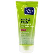 Clean & CLEAR EXFOLIANTE FACIAL de control de brillo de la energía de la mañana (150ml)