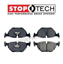 NEW BMW E34 E32 E36 530i 735i 740iL M3 Z3 Rear Disc Brake Pad Set Stoptech