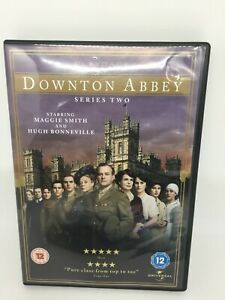 DOWNTON ABBEY Series Two DVD Region 4 TV Show Very Good Condition FREE SHIPPING
