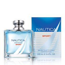 Nautica Voyage Sport By Nautica 100ml Edts Mens Fragrance