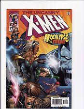 Apocalypse the Twelve Uncanny X-Men 377 & 97 Variant Covers Marvel Comics NM