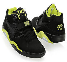 2012 NIKE AIR FORCE 180 BLACK/VOLT Gr.43 US 9,5 command 310095-012 barkley cb34