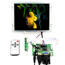 "HDMI VGA 2AV LCD Controller Board With 8.4"" AA084SC01 800x600 LCD Screen"