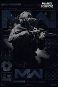 2019 CALL OF DUTY MODERN WARFARE VIDEO GAME POSTER 24x36 FREE SHIPPING