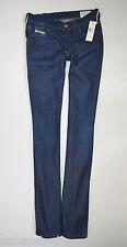 """Las nuevas señoras Diesel Hi-Vy 008PU Slim Skinny Jeans Stretch TamañO W28 L34 10 34""""leg"""