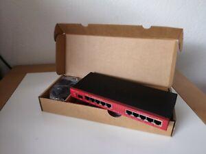 MikroTik RouterBOARD RB2011iLS-IN 64MB NEU